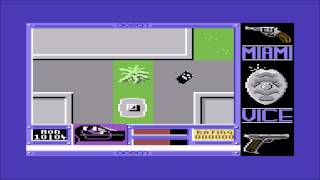 Lukozer Retro Game Review 029 - Miami Vice - Commodore 64