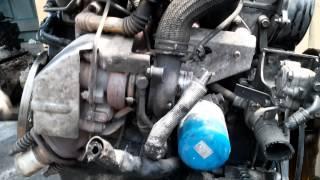 Двигун D4BH з електронним ТНВД Портер Терракан