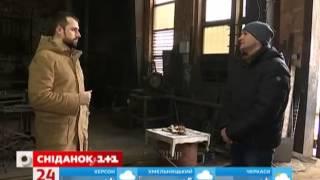 Компания Рубеж на телеканале Один плюс Один  Решетки на окна(Решетки на окна., 2015-02-24T22:44:54.000Z)