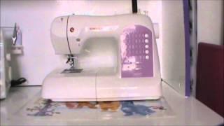 livre que je conseil : L'encyclopédie de la couture : https://amzn.to/2HvOGtM machine à coudre : Singer CURVY 8763 Machine à Coudre Blanc ...