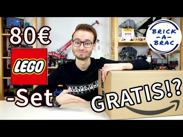 LEGO® Haul: Wie ich ein 80€-LEGO®-Set