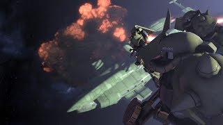 PS3ソフト ガンダムブレイカー2 GUNDAMBREAKERⅡのオープニングです。 ※ガンダムブレイカー3とnewガンダムブレイカーにはオープニング的なものがな...
