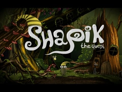 Shapik: the quest
