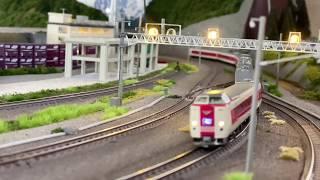 【Nゲージ】381系ゆったりやくも Instagramバージョン in  Re-Color 鉄道模型