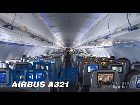 Jetblue Full Flight | Airbus A321| N950JT | MYNN-KJFK
