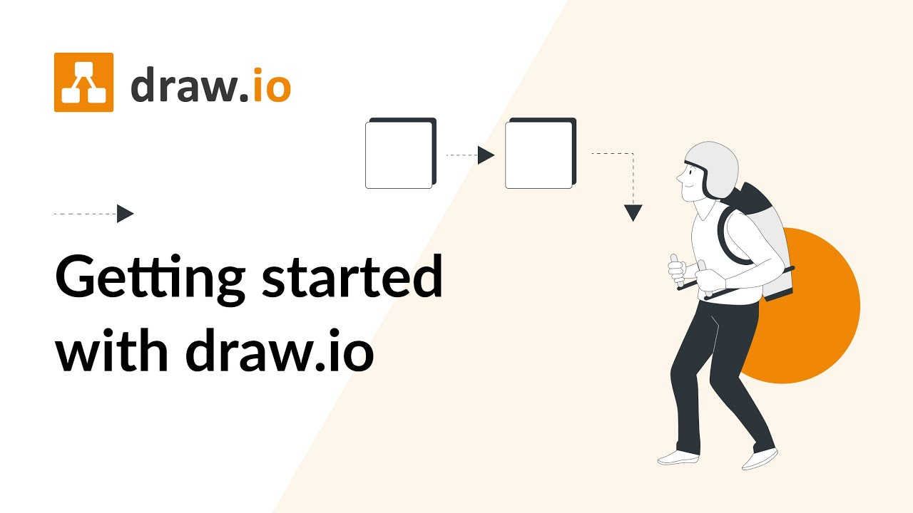 getting started with draw io diagrams in atlassian confluence [ 1280 x 720 Pixel ]