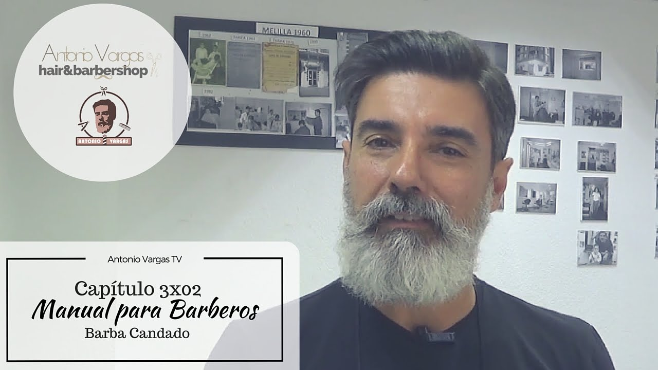 Manual Para Barberos 3x02 Barba Candado Youtube