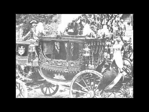 BODA DE ALFONSO XIII Y VICTORIA EUGENIA DE BATTENBERG