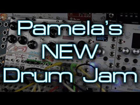ALM - Pamela's NEW Workout *Drum Jam*