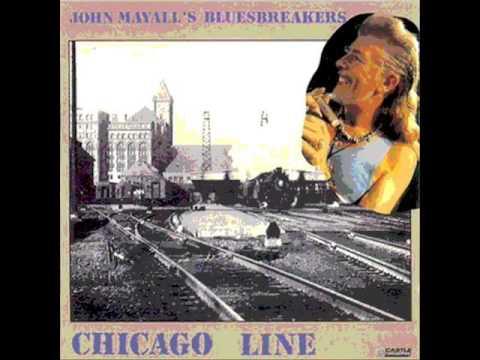 JOHN MAYALL' s BLUESBREAKERS   Tears came rollin'