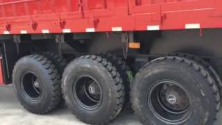 DUMP Truck TRAILER For Construction Companies