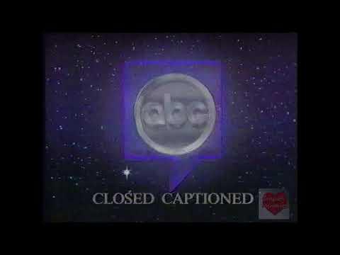 ABC Closed Captioned 1986