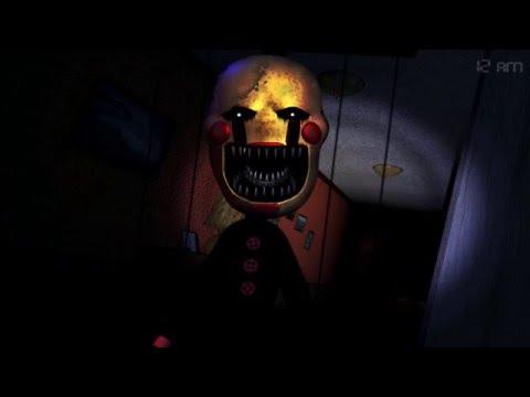 Nightmare Puppet Jumpscare