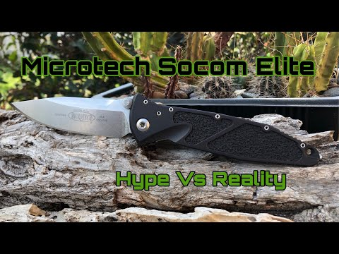 Microtech Socom Elite