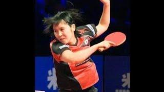 卓球・平野4強、石川1回戦敗退 女子ワールドカップ応が面白い笑
