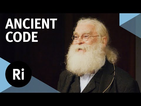 Cracking Ancient Codes: Cuneiform Writing - with Irving Fink