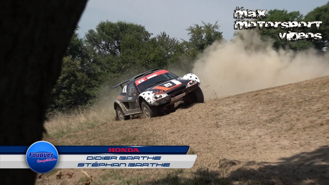 Rallye orthez 2018