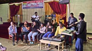 MERCY MASIKA - NIKUPENDEZE (Karama Band  Practice Session)