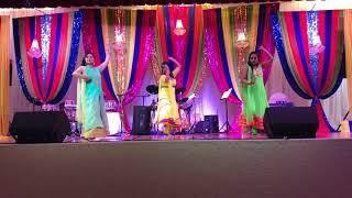 Performance at the SwamiNarayan Mandir - Vadtal Gadi - Diwali Dinner in Houston, Tx.