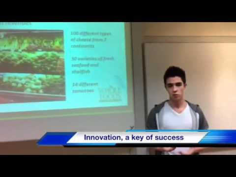 Innovation case : Whole Foods Market