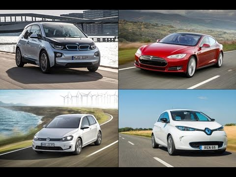 Top Electric Vehicles With The Best Range In Youtube