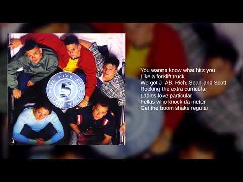 Five: 01. Slam Dunk (Da Funk) (Lyrics)