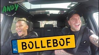 Bollebof - Bij Andy in de auto