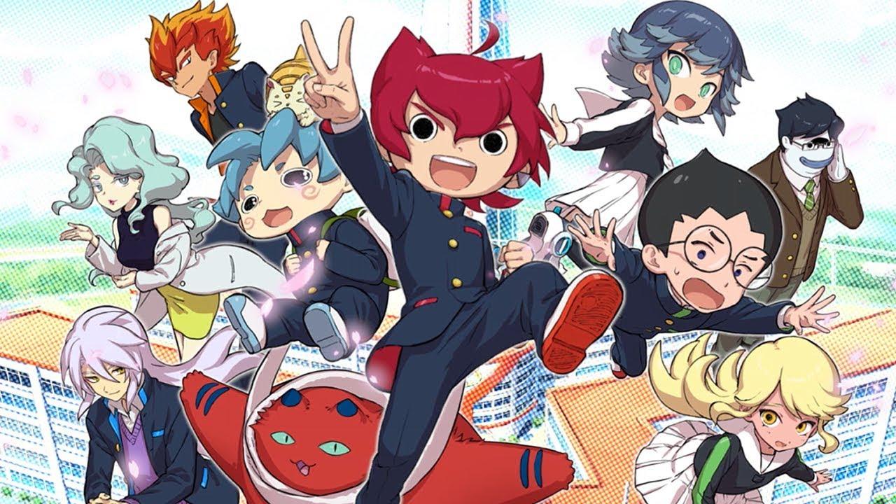Y アニメ ウォッチ 妖怪 学園