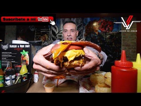 Burger & Beer Joint  at Mall of San Juan - Vlog #14
