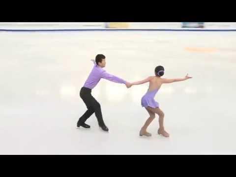 2014 U.S. Figure Skating Championship - Intermediate Pairs Short Program