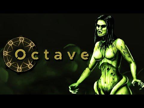 OCTAVE - Horror Side-Scroller - Full Playthrough