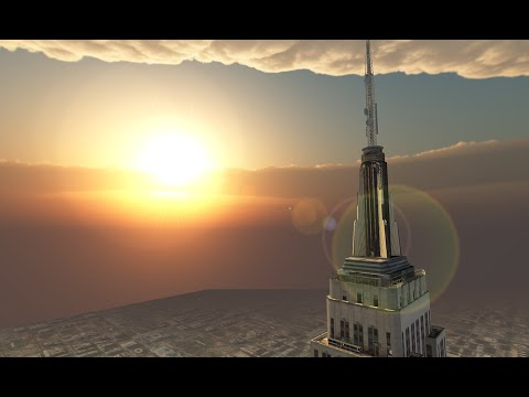 Disassembly 3D: Ultimate Demolition - Empire State Building Tour up to secret 103rd floor!