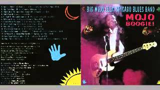 Big Mojo Elem Chicago Blues Band - 1994 - Fine Little Mama - Dimitris Lesini Blues