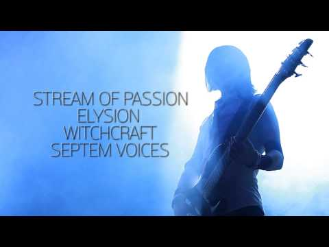 Russian Metal Week   STREAM OF PASSION  ELYSION  WITCHCRAFT  SEPTEM VOICES  Moscow 2013