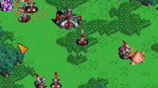Mech Platoon Planet Lichen Mission 1 GamePlay
