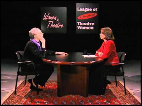 Women in Theatre: Marian Seldes