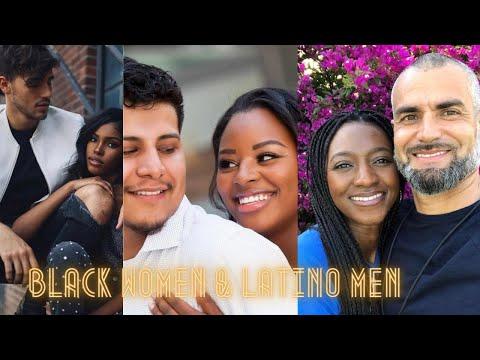 Black Women and Latino Men