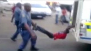 South African police investigated for murder