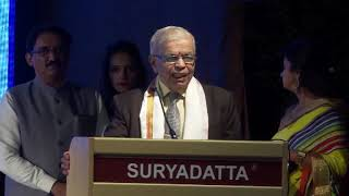 Dr. Arvind Natui, was invited at SGI's 21st Foundation Day 2019