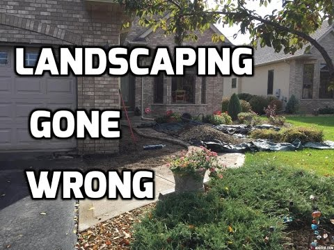 How To Make Even On Landscape Design Gone Wrong