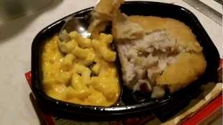 Stouffer's Fish Filet Frozen Meal Review