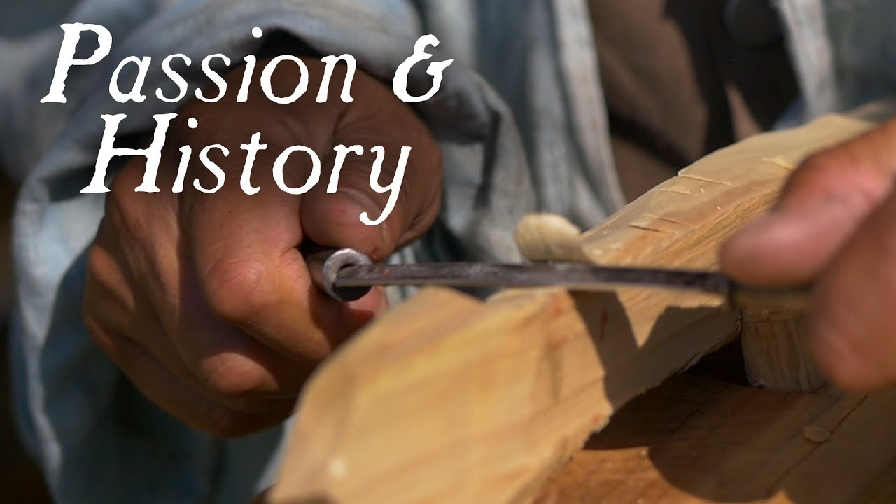 Early American Woodworking A Craftsman Talks About His Passion