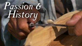 Early American Woodworking - A Craftsman Talks About his Passion