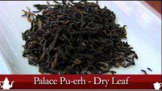 Royal Palace - Pu-erh Tea