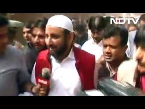 Delhi Chief Secretary Assault Case: AAP Lawmaker Amanatullah Khan Surrenders
