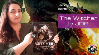 The Witcher le JDR