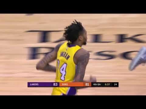 Los Angeles Lakers vs Phoenix Suns: November 13, 2017