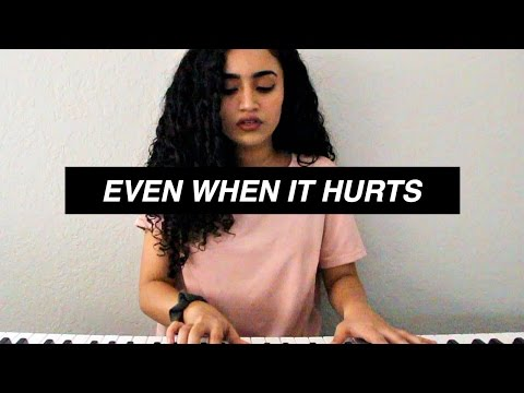 Hillsong United - Even When It Hurts (cover)