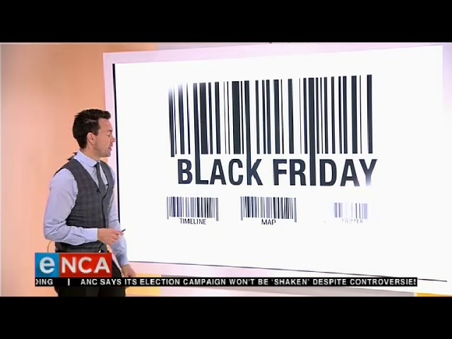 Black Friday might sound like fun and games