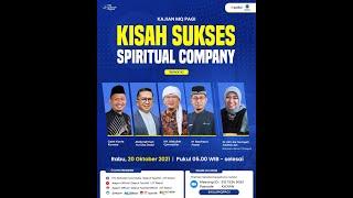 Download KISAH SUKSES : Spiritual Company : Kajian MQ Pagi